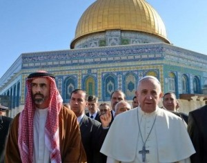POPE_FRANCIS_ON_TEMPLE_MOUNT